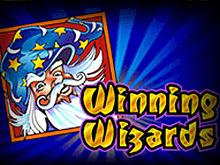 Игровой автомат Выигрывающие Волшебники