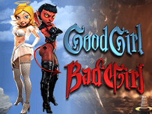 Онлайн слот Good Girl, Bad Girl
