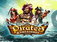 Азартная игра Pirates Treasures