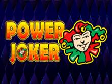 Игровой слот Power Joker
