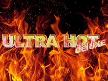 Игровой аппарат Ultra Hot Deluxe