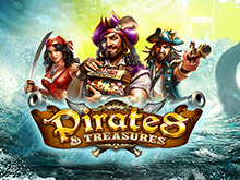 Азартная игра Pirates Treasures