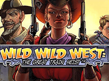 Слот Wild Wild West: The Great Train Heist