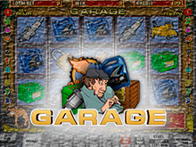 Азартная игра Garage