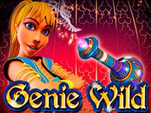 Онлайн слот Genie Wild
