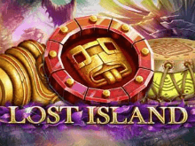 Онлайн-слот Lost Island