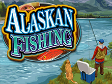 Слот онлайн Рыбалка На Аляске