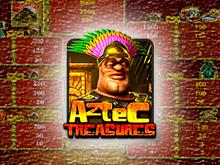 Азартная игра Сокровища Ацтеков