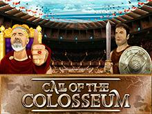 Игровой слот Зов Колизея