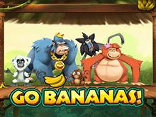 Азартная игра Go Bananas!