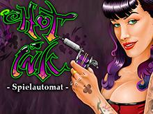 Азартный игровой слот Hot Ink