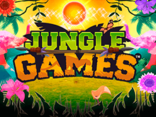 Игровой аппарат Jungle Games