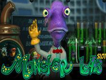 Игровой 3D-слот Лаборатория Монстров