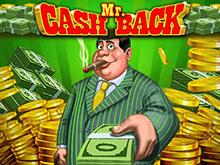 Игровой онлайн-слот Мистер Кэшбек