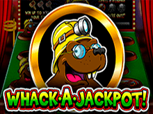 Слот онлайн Whack A Jackpot