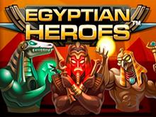 Игровой автомат Герои Египта