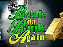 Слот Mega Spins Break Da Bank