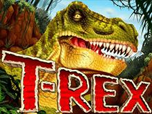 Игровой аппарат Тираннозавр